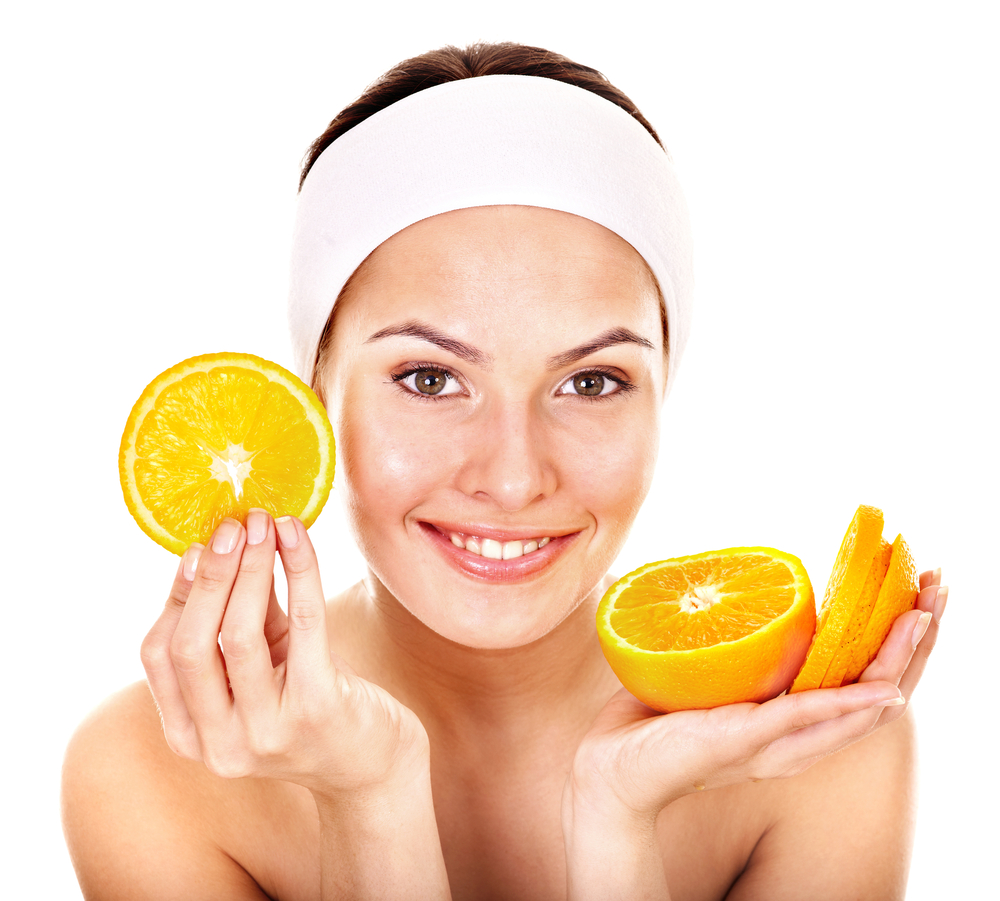 Vitamin C for skin care