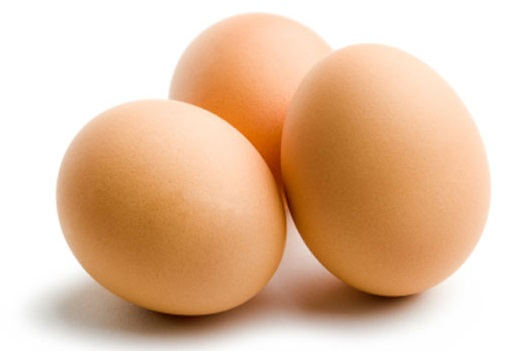 eggs contain good fats
