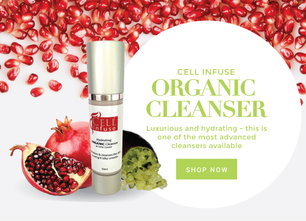 CELL Infuse Hydrating Cleanser with Lime Caviar