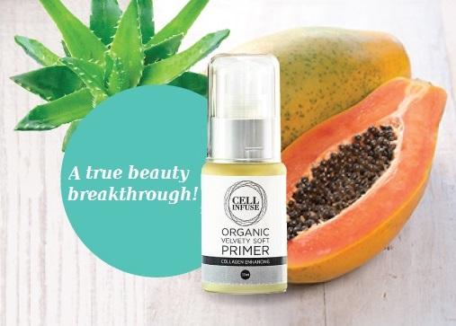 Velvety Soft Organic Primer