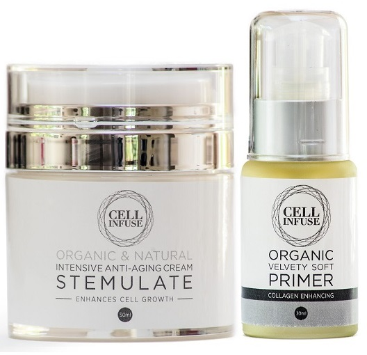 CELL INFUSE STEMULATE and PRIMER