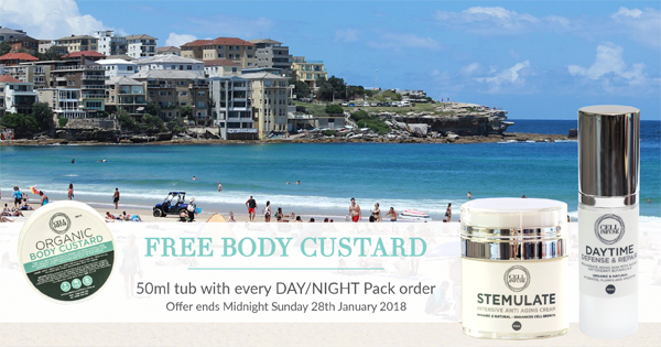 special offer for Australia Day