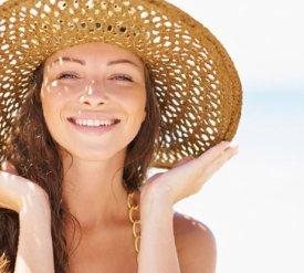 niacin repairs sun damage for younger looking skin