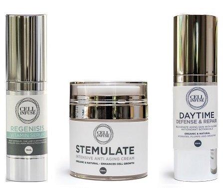 skin care products containing Niacin vitamin B3