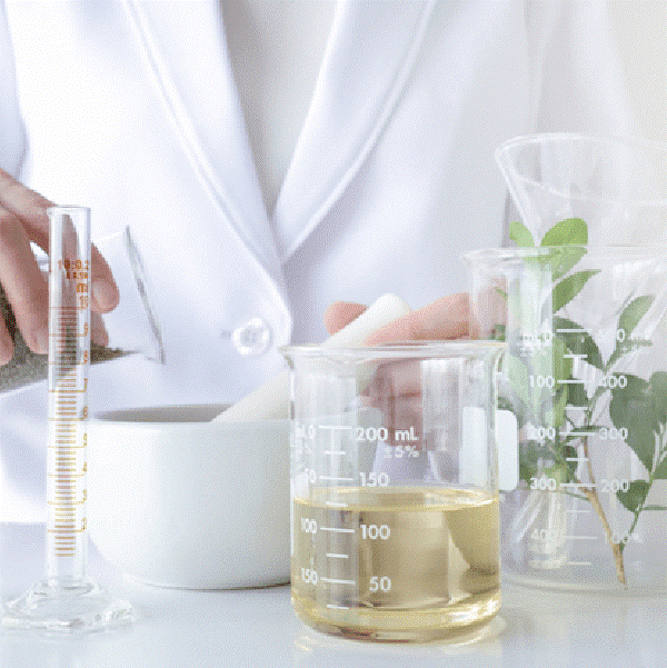skincare products quality testing