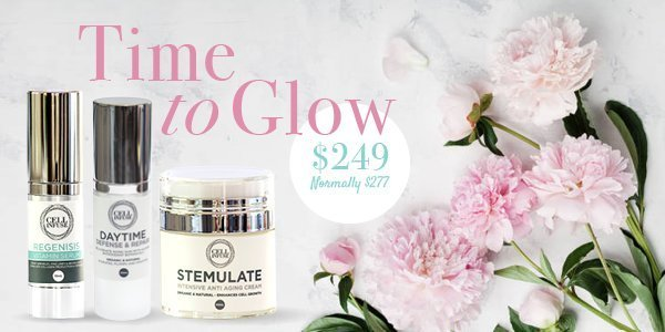 Time to Glow APR19 popup